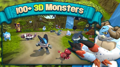Terra Monsters 3 Mod 15.5 Apk Unlimited Money
