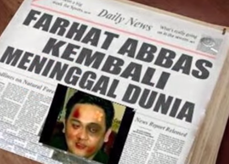 Video Farhat Abbas Meninggal