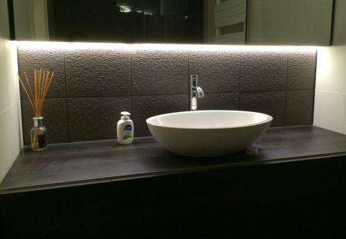 Ledstrips in de badkamer | Wonen 2018