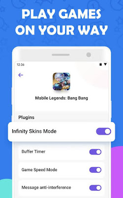 تحميل تطبيق لولو بوكس Lulubox للالعاب بدون روت