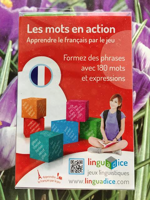 """Recenzje #143 - """"Le mots en action"""" - gra do nauki języka francuskiego - Francuski przy kawie"""