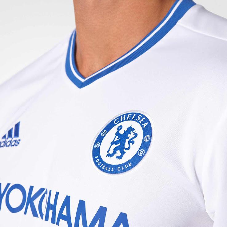Oficial: Nueva camiseta alternativa adidas del Chelsea