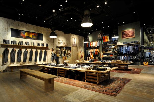Marketing sensoriale il blog il concept store nell 39 era for Store design milano