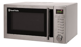 LOWEST Russell Hobbs RHM2031 20L Stainless Steel Digital Microwave With Grill £39.9