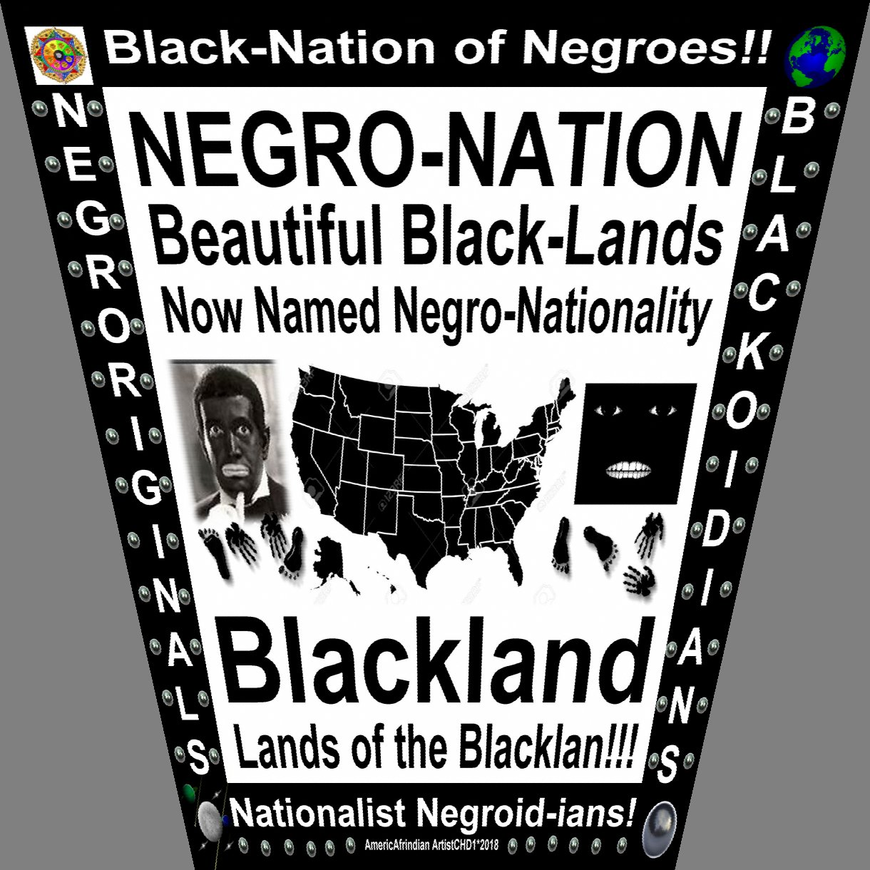 "a3b08fe79dc67 Afro ""African-Americans"". Basically because their affixed and attached  adjective color black, become Constitutional back in the 17 th ..."