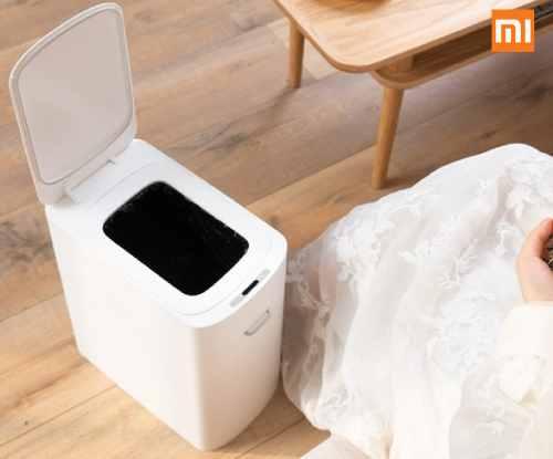 Xiaomi Memperkenalkan Produk Baru Tong Sampah Pintar