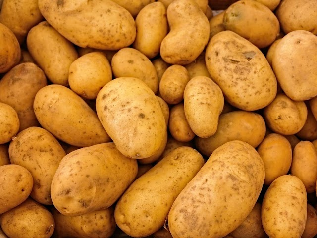 Potatoes: Health Benefits And Facts