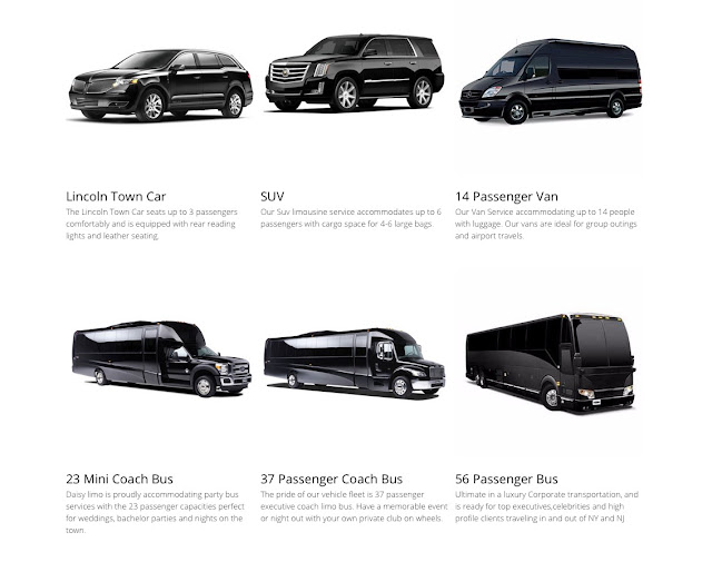 Limo in NJ | New Jersey Limousine Service - Airport and Car Service