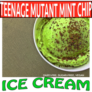 Mint Chip Ice cream recipe