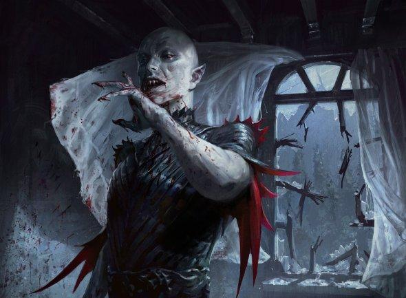 Cristi Balanescu artstation deviantart arte ilustrações fantasia ficção terror sombrio games