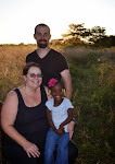 Rick, Heather & Tendai Neufeld