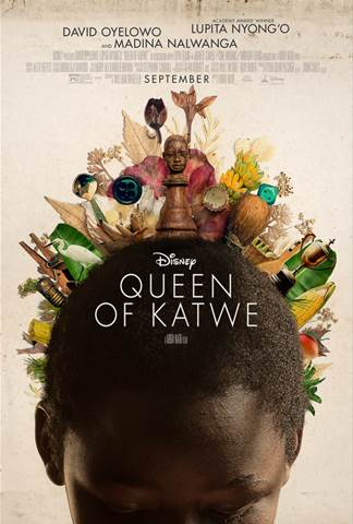 Disney movies, David Oyelowo, Lupita Nyongo