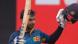 Kumar Sangakkara 124 vs Scotland Highlights