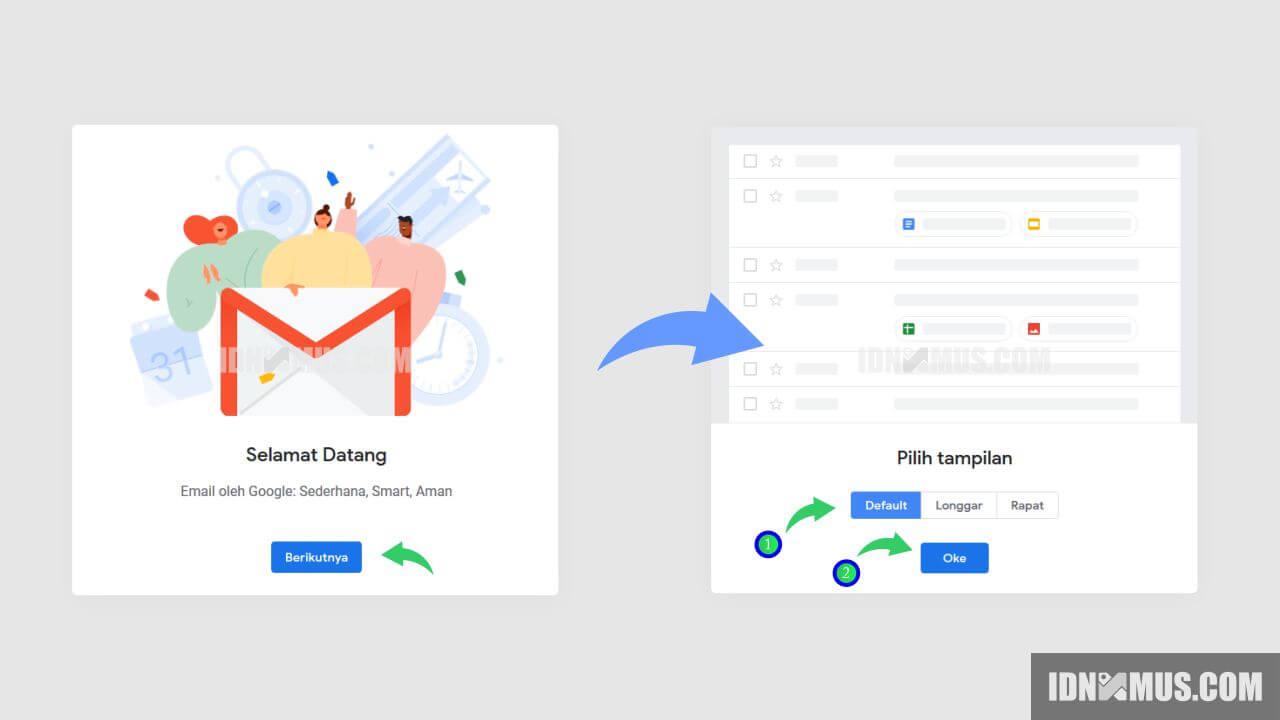 Cara Membuat Gmail Baru di Komputer
