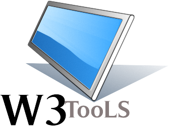 W3 TOOLS - Making Web Easier..!