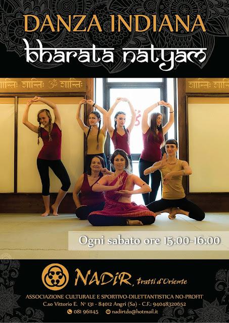 napoli danza indiana odissi bharata natyam