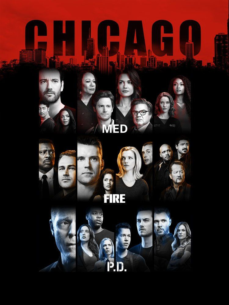 Chicago Med 5×3 / Chicago PD 7×3 / Chicago Fire 8×3