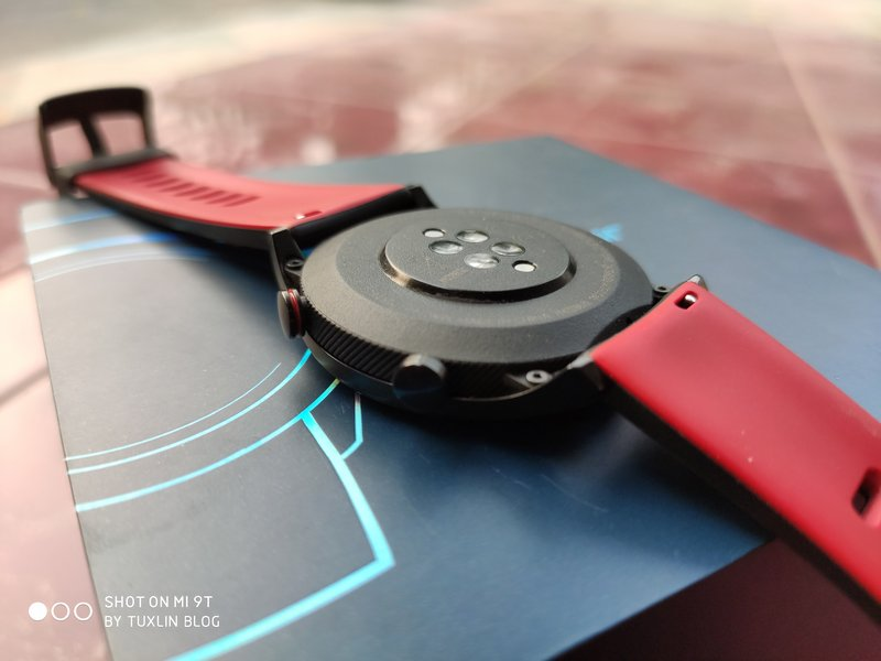 Desain Honor Watch Magic