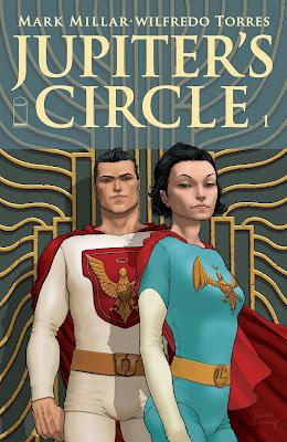 Jupiter's Circle Comic Issue 1 Free Download