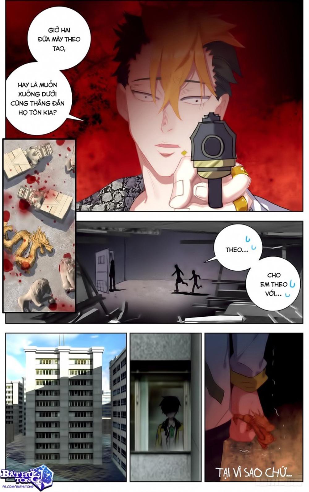 Dị Tộc Trùng Sinh chap 105 - Trang 14