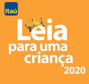 """Cadastrar Receber Livros Grátis Itaú 2020 """"Leia Pra Uma Criança"""""""