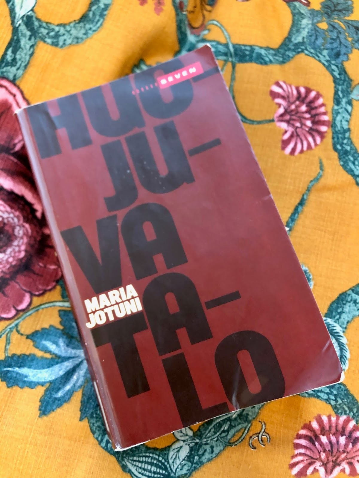 Maria Jotuni Huojuva Talo