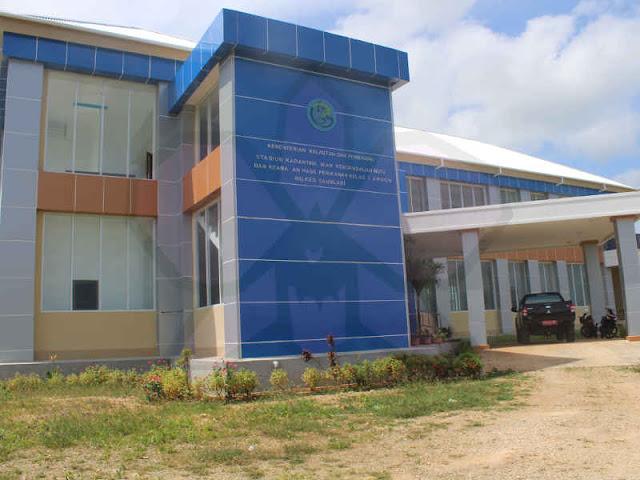 BKIPM Saumlaki Berharap Menteri Susi Pudjiastuti Resmikan Gedung Mereka