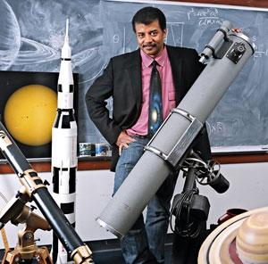 Ciencias, sociedad e igualdad de oportunidades según Neil deGrasse Tyson