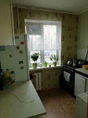 На фотографии изображение -   сдача в аренду 2к раздельную квартиру в Киеве, проспект Леся Курбаса 18 - 4