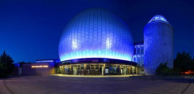 Zeiss-Grossplanetarium em Berlim