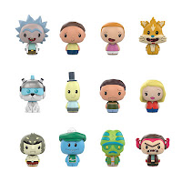 Pint Size Heroes: Rick and Morty Toys 'R Us