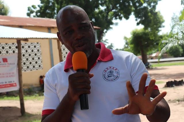 Macron giflé : Une association togolaise apporte son soutien au président