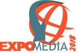 Logo EXPOMEDIA 2018