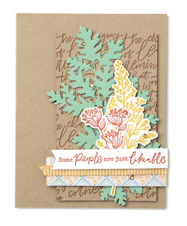 Stampin' Up! Beauty of Tomorrow ~ July-December 2021 Mini Catalog CASE  #stampinup