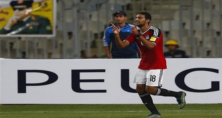 تعرف على تشكيلة منتخب مصر أمام نيجيريا