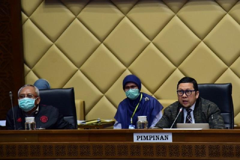 Komisi II  DPR Setujui Penundaan Tahapan Pilkada Serentak 2020