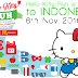 Hello Kitty Run 2016 Tangerang Selatan