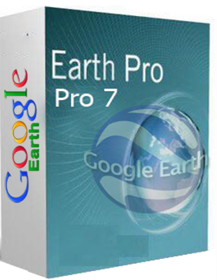 Google Earth Pro 7.3.2.5487 poster box cover