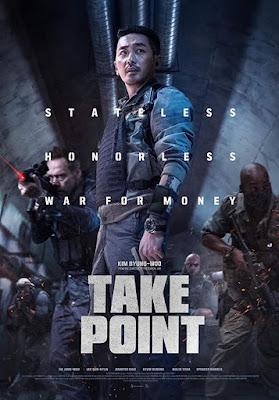 Take Point (2018) Dual Audio ORG [Hindi – Korean] 1080p | 720p 10Bit BluRay ESub x264 1.7Gb | 700Mb