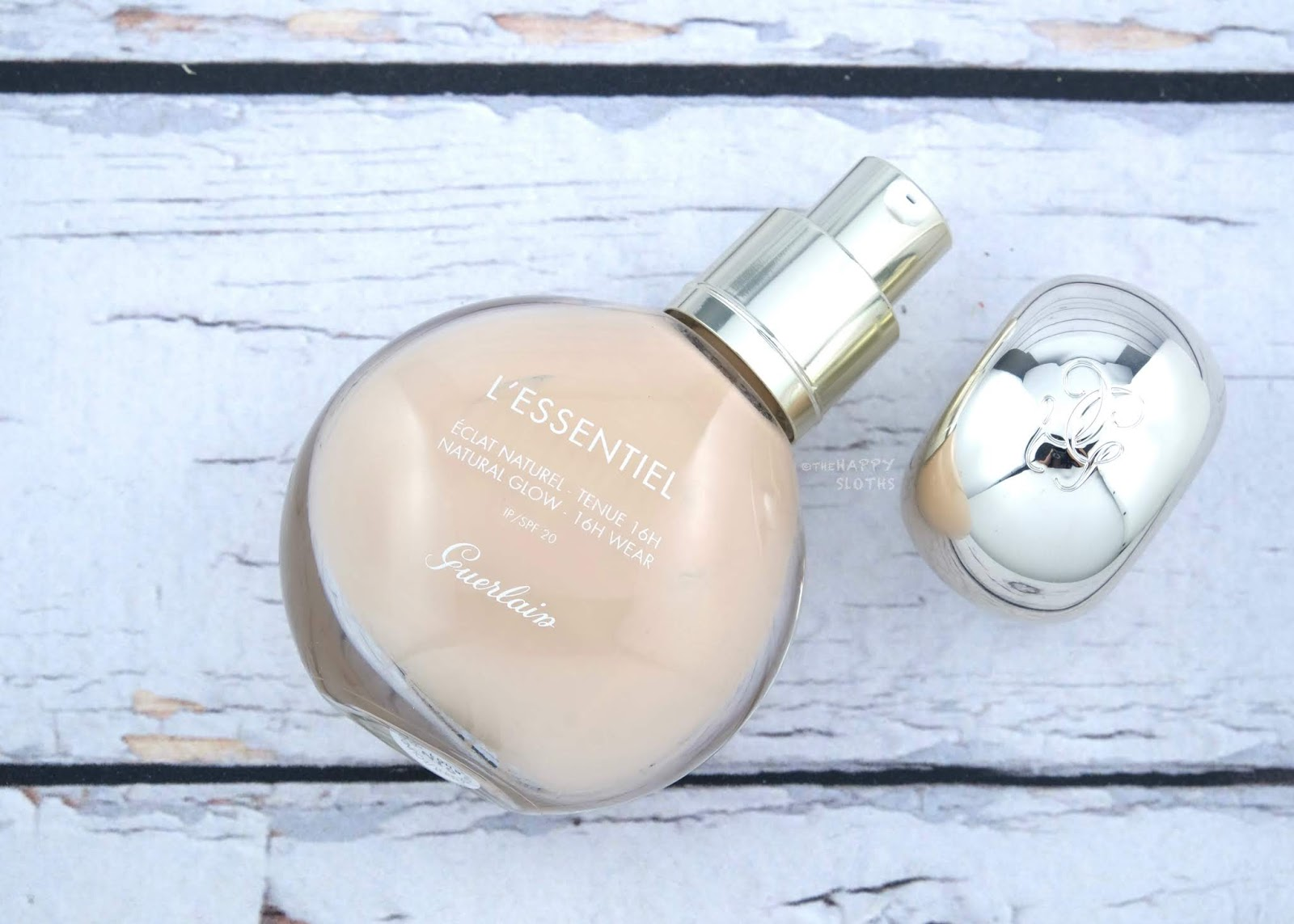 Guerlain | L'Essentiel Natural Glow Foundation: Review and Swatches