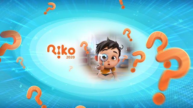 Soft Launching Riko The Series di ISEF 2019
