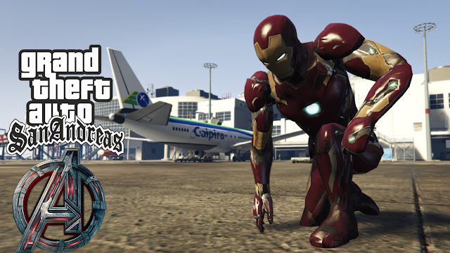 Iron Man Mod 2020 With Avengers Tower Download