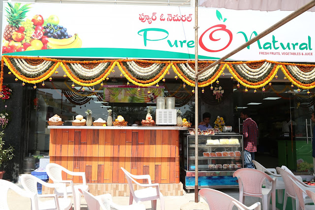Pure O Naturals Launches 2nd out-let @ Manikonda