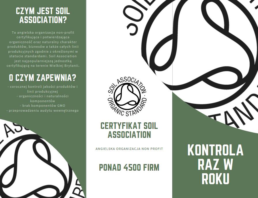 Certyfikat Soil Association i standardy COSMOS - co warto o nich wiedzieć?