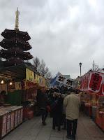Kawasaki Daishi New Year