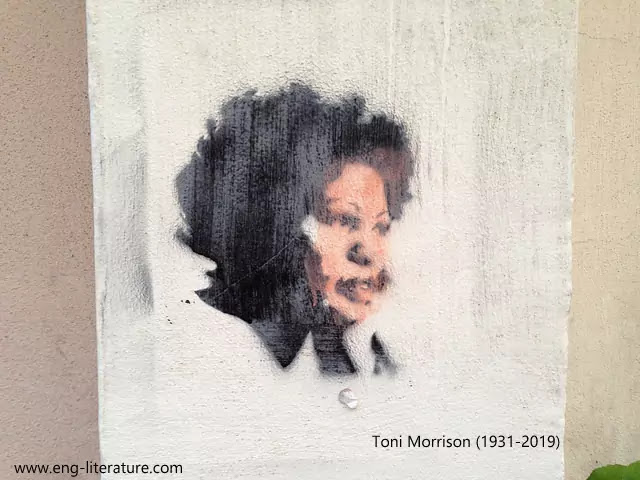 Feminism in Toni Morrison's Novel or Toni Morrison as a Black Feminist Writer