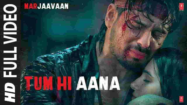 Tum Hi Aana Lyrics