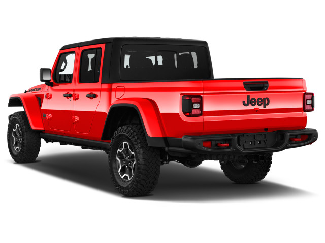 2021 Jeep Gladiator Review