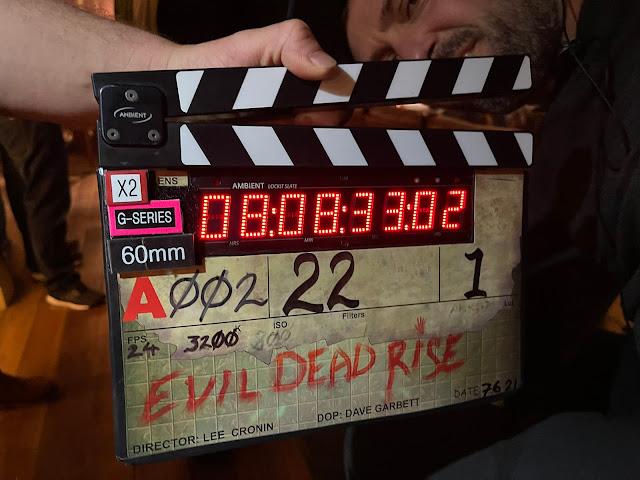 EVIL DEAD RISE comienza su rodaje en Nueva Zelanda
