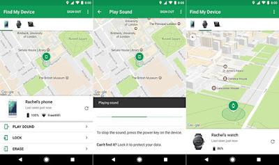 Tìm smartphone trong trường hợp bị thất lạc/đánh cắp trên Android | Khám phá